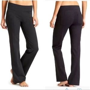 Athleta Metro Skinny Black Leggings